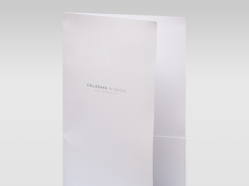 Callagham Interiors Folder