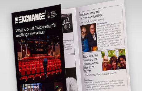 The Exchange Leaflets