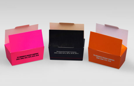 TPI Favourite Freight Company Chocolate Boxes