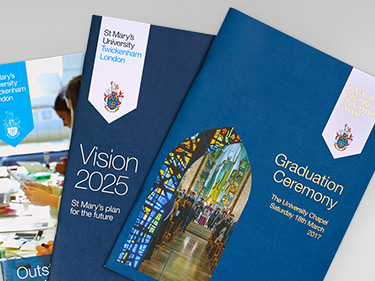 St Mary's Booklets