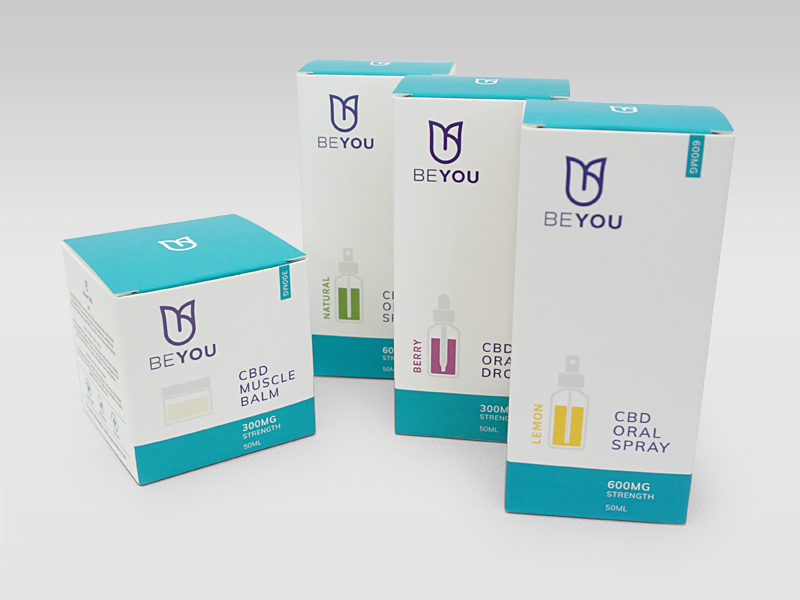 BEYOU Product Boxes